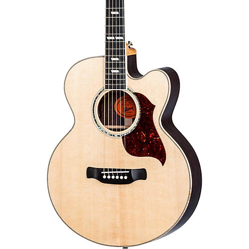 Gibson Ultimate Players Cutaway Acoustic Electric Guitar-thumbnail