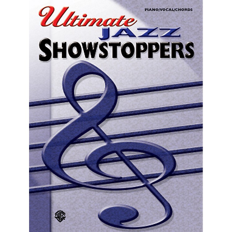 Alfred Ultimate Showstoppers/Jazz