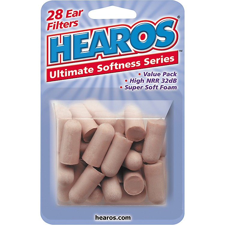 Hearos Ultimate Softness Series Ear Plugs 14 Pair Value Pack