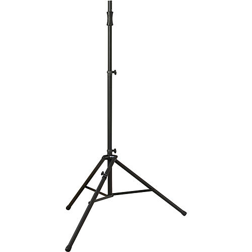 Ultimate Support Ultimate Support TS-110BL Air Lift Speaker Stand with Leveling Leg Black Black