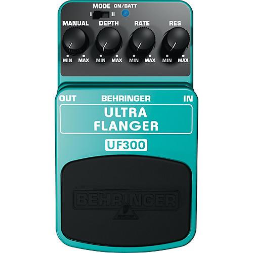 Behringer Ultra Flanger UF300 Dual-Mode Flanger Effects Pedal