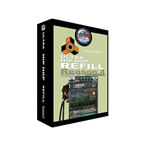 Sonic Reality Ultra Hip Hop Refill