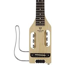 Traveler Guitar Ultra-Light Acoustic-Electric Travel Guitar Left-Handed Level 1 Natural