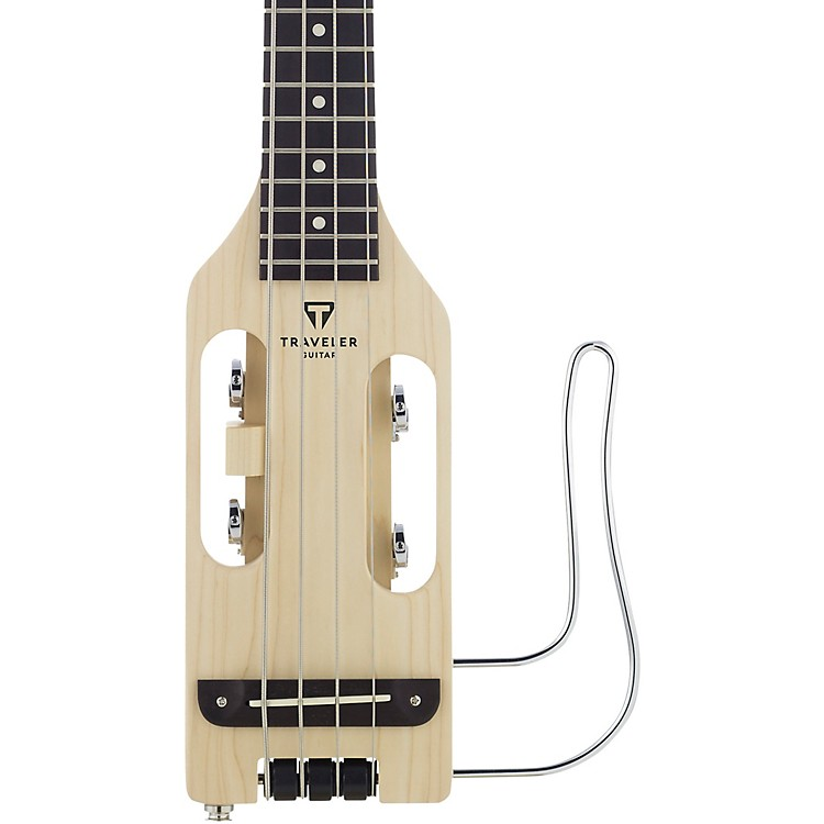 Traveler Guitar Ultra-Light Bass Natural