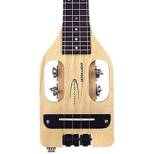Traveler Guitar Ultra-Light Ukulele Natural
