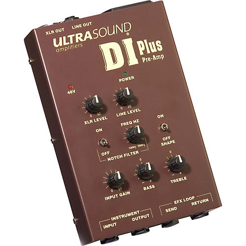 Ultrasound Ultra PDI Preamp DI-thumbnail