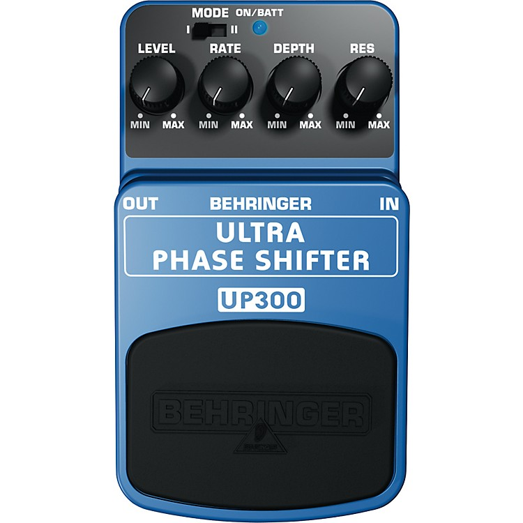 Behringer Ultra Phase Shifter UP300 Dual-Mode Phaser Effects Peda