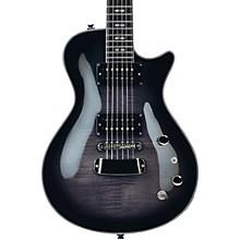 Hagstrom Ultra Swede Electric Guitar Black Burst