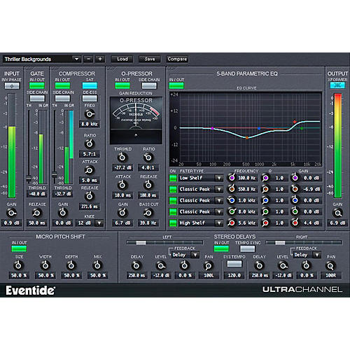 Eventide UltraChannel Native Plug-in Software Download-thumbnail