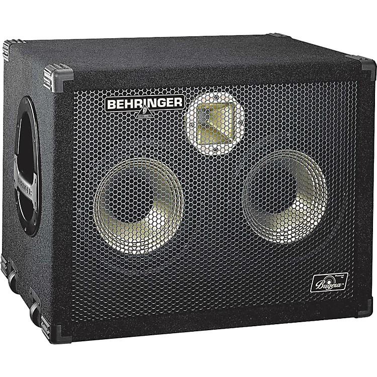 BehringerUltrabass BA210 500 Watt 2x10 Bass Cabinet