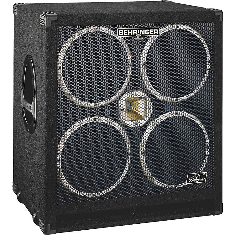 BehringerUltrabass BB410 1200W 4x10 Bass Cabinet