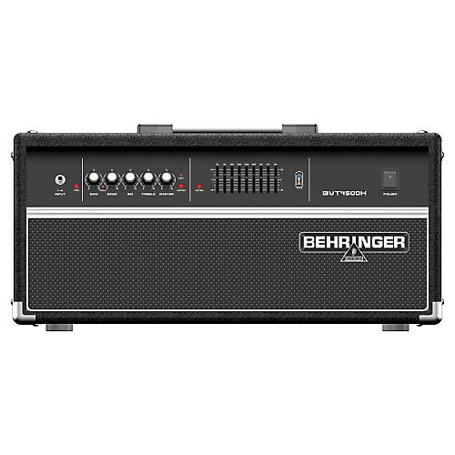 Behringer Ultrabass BVT4500H 450W Bass Amplifier Head