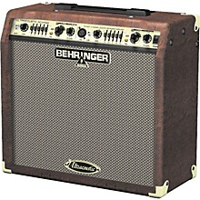 Open Box Behringer Ultracoustic ACX450 Acoustic Guitar Amplifier