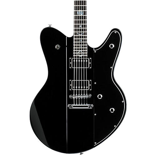 Schecter Guitar Research Ultracure Robert Smith Signature Model Electric Guitar Black