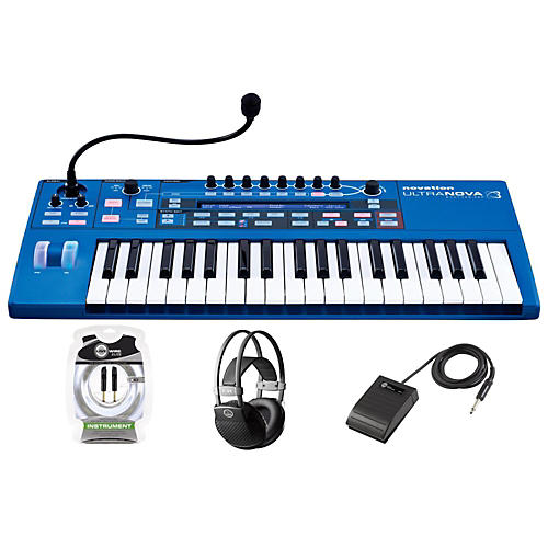 Novation Ultranova Synth Package