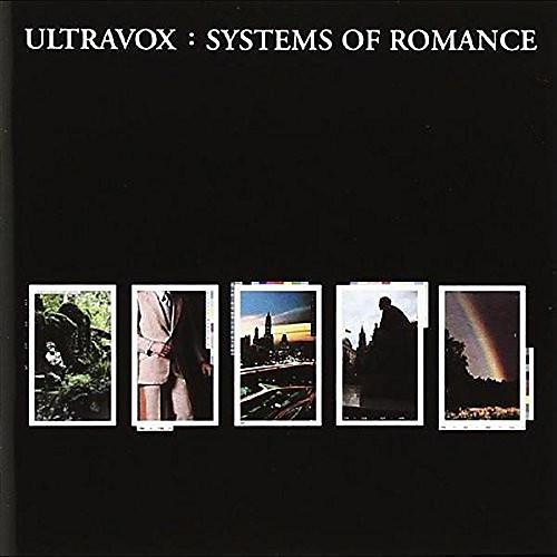Alliance Ultravox - Systems Of Romance (White Vinyl)