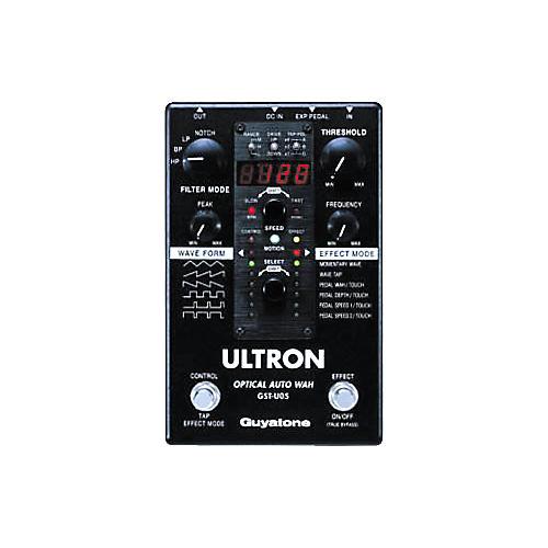 Guyatone Ultron Optical Auto Wah Effects Pedal