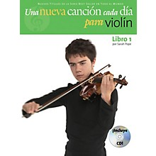 Music Sales Una Nueva Cancion Cada Dia Para Violin Music Sales America Series Softcover with CD Written by Sarah Pope
