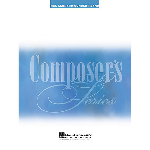 Hal Leonard Under One Flag Concert Band Composed by Jay Bocook-thumbnail