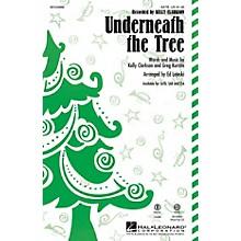 Hal Leonard Underneath the Tree ShowTrax CD by Kelly Clarkson Arranged by Ed Lojeski