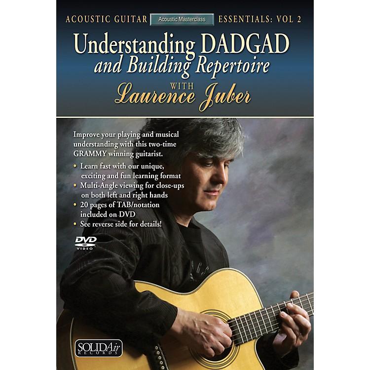 AlfredUnderstanding DADGAD and Building Repertoire with Lauremce Juber (DVD)
