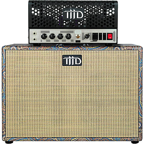 THD UniValve Head and 2x12 Half Stack
