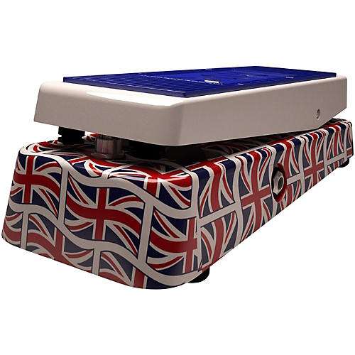 Vox Union Jack Limited Edition Wah Guitar Effects Pedal