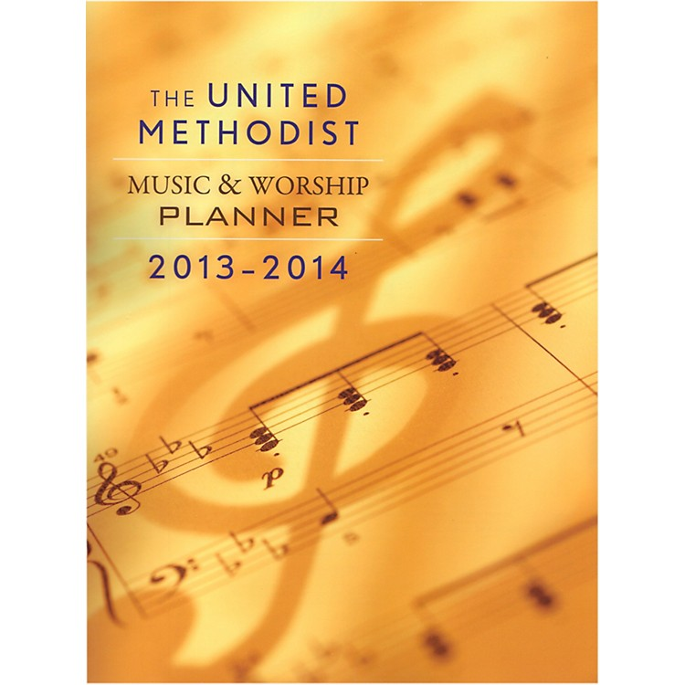 Carl Fischer United Methodist Music & Worship Planner 2013-2014 (Book)