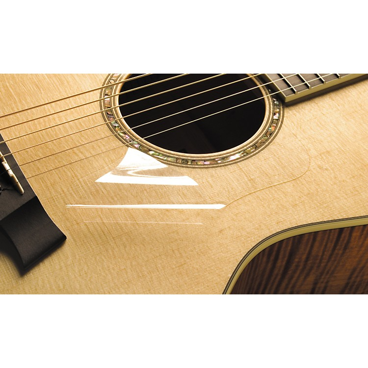 TaylorUniversal Reusable Acoustic PickguardClear