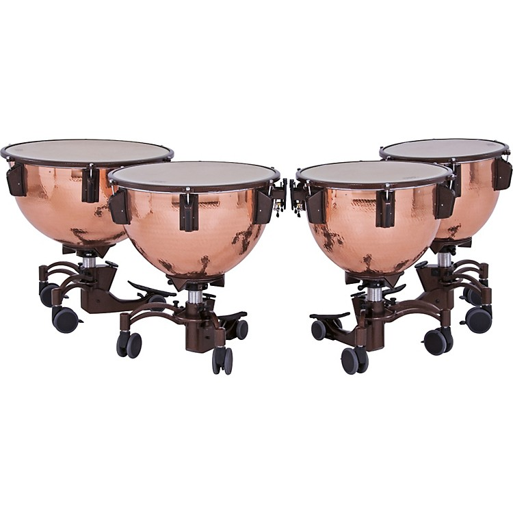 Adams Universal Revolution Hammered Copper Timpani 29 inch With Fine Tuner