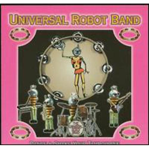 Alliance Universal Robot Band - Dance & Shake Your Tambourine