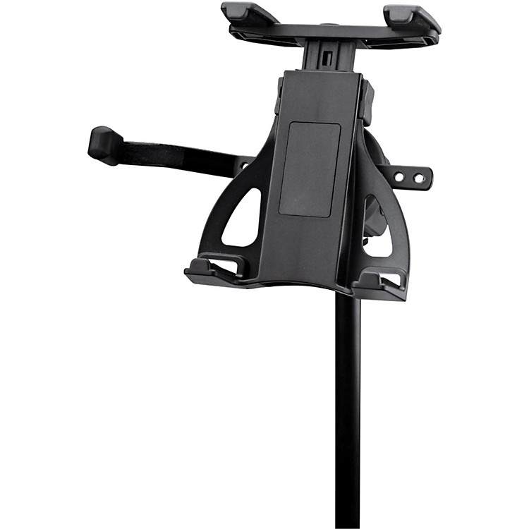 K&M Universal Tablet Holder-Mic Stand Mnt.