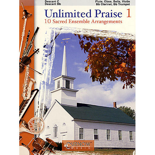 Curnow Music Unlimited Praise (Descant in C/Bb) Concert Band Level 2-4-thumbnail