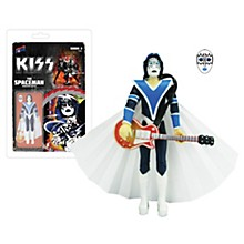 KISS Unmasked The Spaceman 3 3/4-Inch Action Figure Series 3