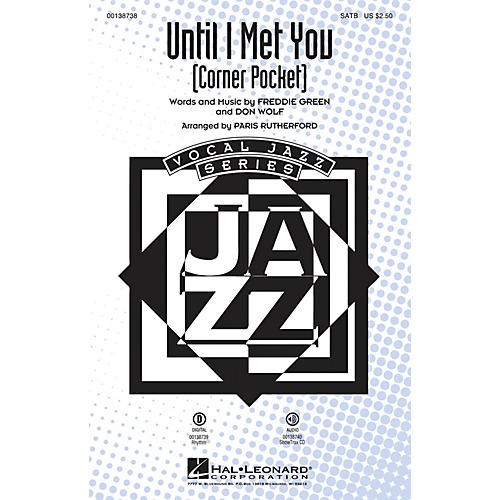 Hal Leonard Until I Met You (Corner Pocket) ShowTrax CD by Manhattan Transfer Arranged by Paris Rutherford-thumbnail