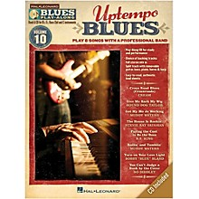 Hal Leonard Uptempo Blues - Blues Play Along Series Volume 10 Book/CD