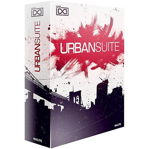 UVI Urban Suite