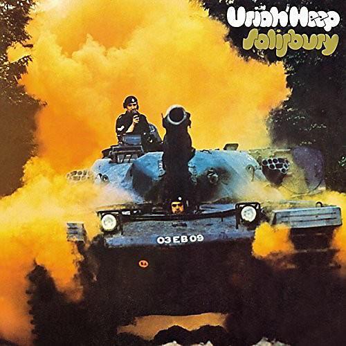 Alliance Uriah Heep - Salisbury