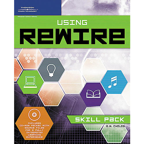 Course Technology PTR Using Rewire - Skill Pack (Book/CD)