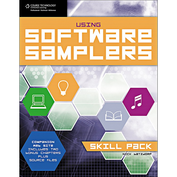 Cengage LearningUsing Software Samplers Skill Pack Book