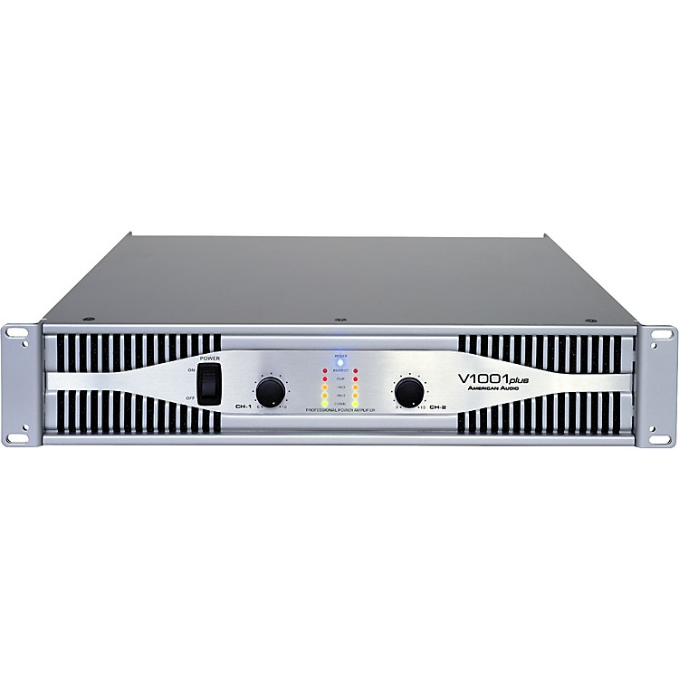American Audio V-1001 Plus Power Amplifier