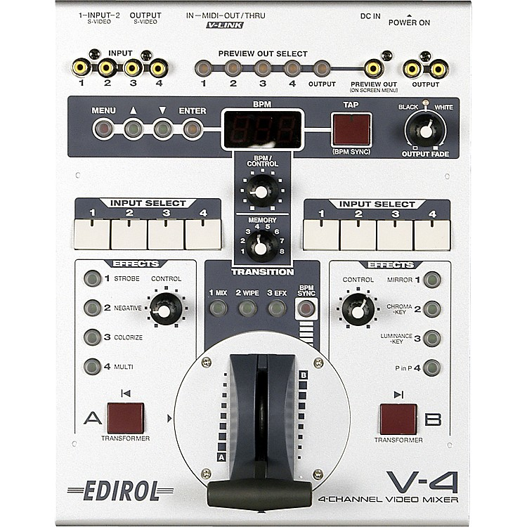 Roland V-4 4-Channel Video Mixer