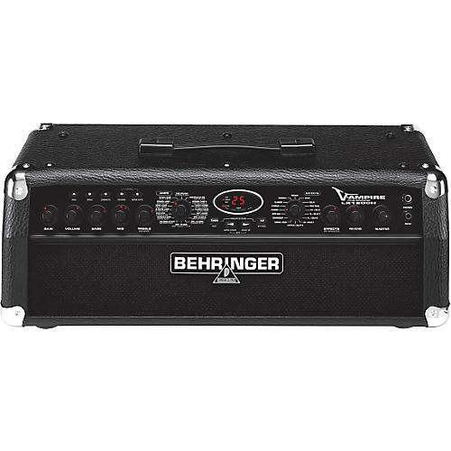 Behringer V-AMPIRE LX1200H Modeling Guitar Head