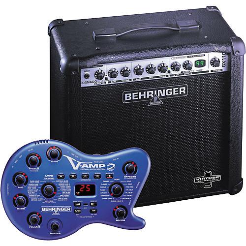 Behringer V-Amp 2 & GX110 Ultrarock 30W 1x10