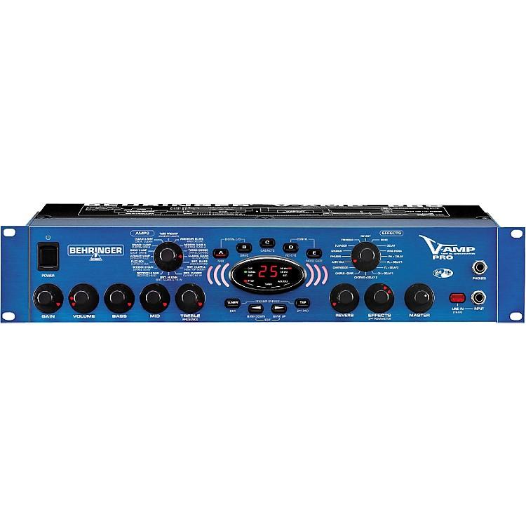 BehringerV-Amp Pro Guitar Multi Effects Processor