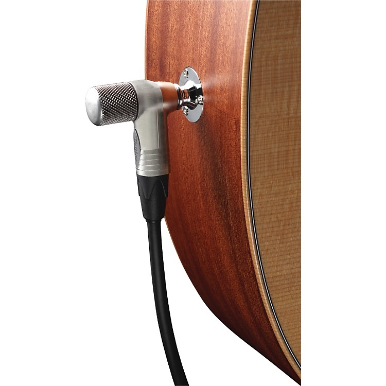 Guitar cable with volume control
