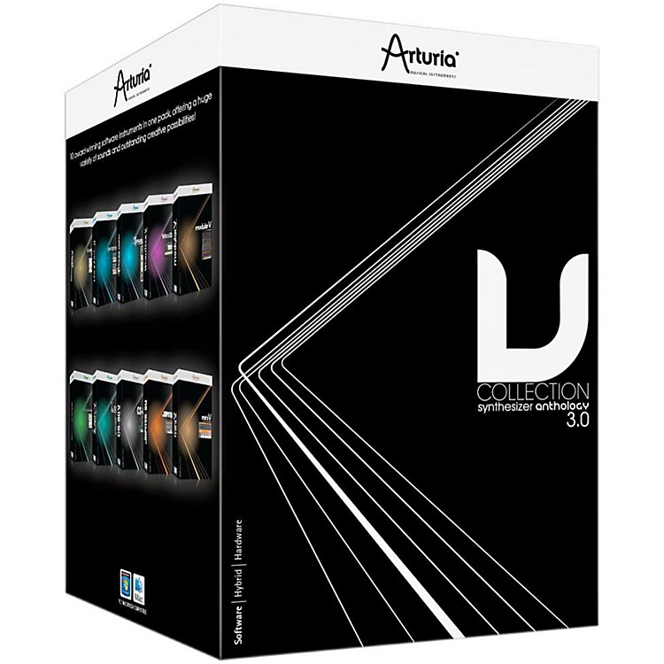 Arturia V-Collection 3 Software Download