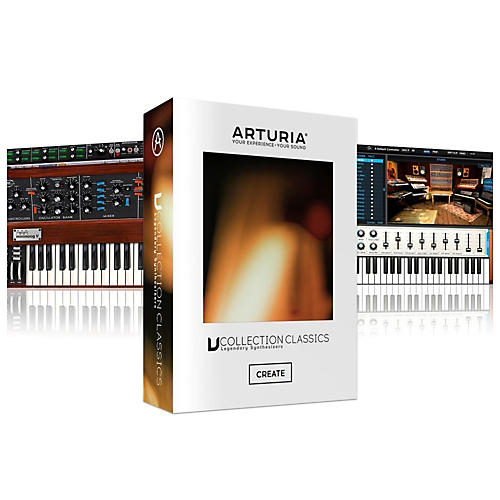 Arturia V-Collection Classics-thumbnail