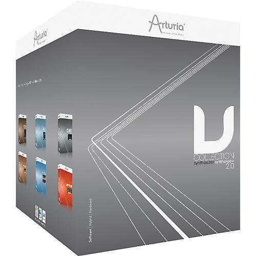 Arturia V-Collection Synthesizer Anthology 2.0-thumbnail