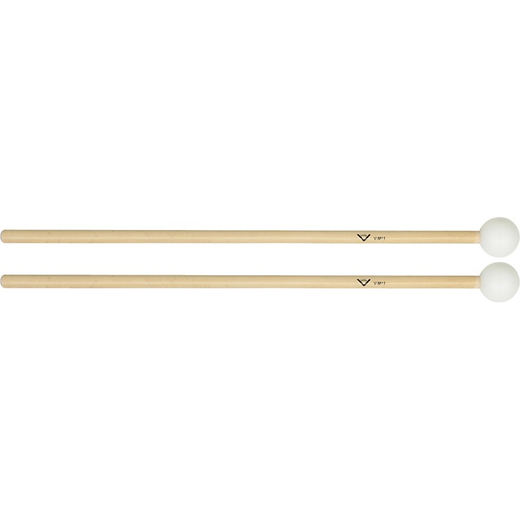Vater V-M10 Xylophone and Orchestra Bell Mallets  Hard